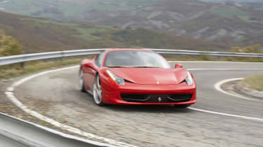 Ferrari 458 Review Specs And Buying Guide Evo