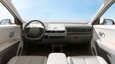 Hyundai Ioniq 5 dash