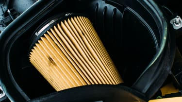 Ford Mustang Shelby GT350R - Air filter
