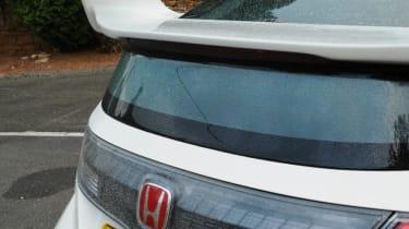 Honda Civic Type-R Mugen 2.2 spoiler