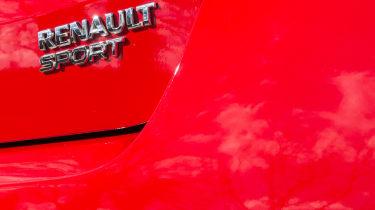 Renault Sport Twingo 133 – badge