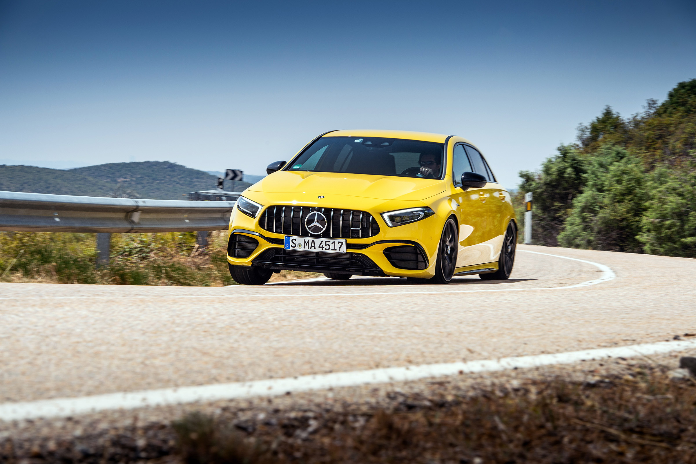 2019 Mercedes Amg A45 S Review A New High Water Mark Evo