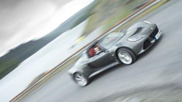 Lotus Exige S Roadster grey