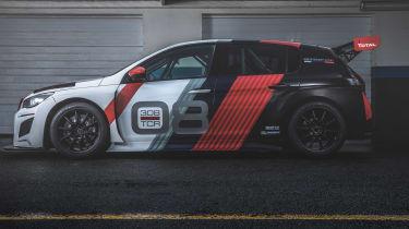 Peugeot Sport 308 TCR profile