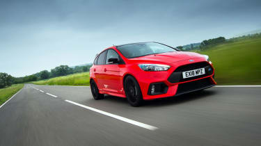Ford Focus RS Red Edition - Front