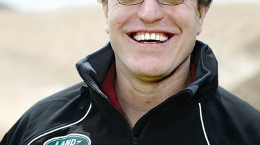 Race2Recovery boss John Winskill