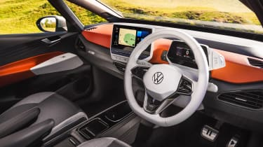 Volkswagen ID.3 review - interior