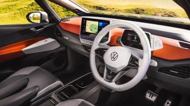 Volkswagen ID.3 review - interior