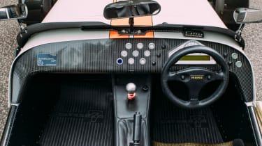 Caterham Seven Superlight R500 - Interior