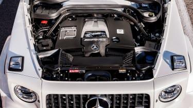Mercedes-AMG G63 – engine
