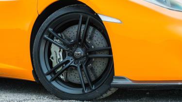 McLaren 12C Spider – wheel