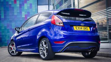 New top spec Ford Fiesta ST3