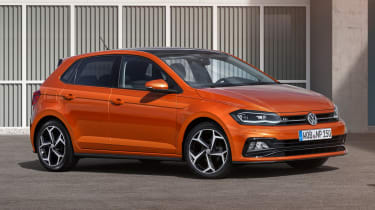 2017 Volkswagen Polo - R-Line front