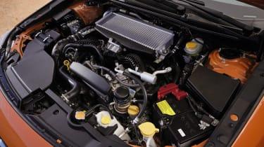 All-new 2022 Subaru WRX GT – engine