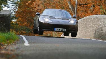 Lotus Evora S 2012 model year review