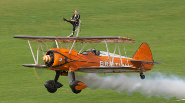 Sywell Classic: Pistons and Props event