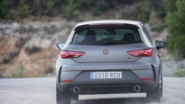 SEAT Leon Cupra R – rear