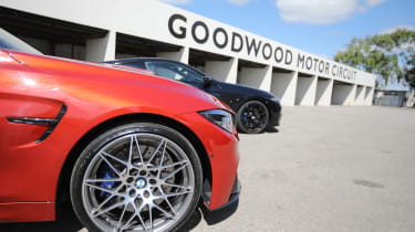 Goodwood track day evo 2019 -