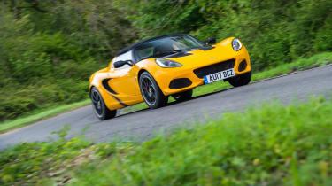 Lotus Elise Sprint 220 - Front