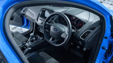 Ford Focus RS Revo Performance Pack – Interior