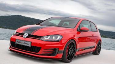 Volkswagen Golf GTI Wolfsburg Edition revealed