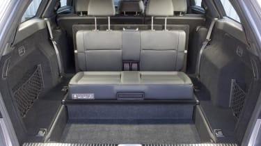 Mercedes E-Class estate boot seats
