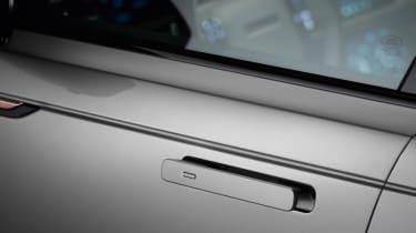 Range Rover Velar - door handles