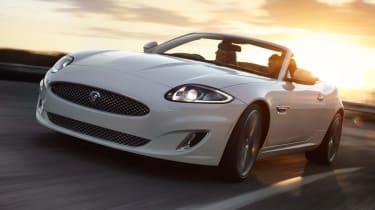 Jaguar XK Signature edition