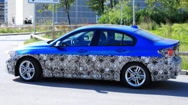 BMW 1-series saloon - side