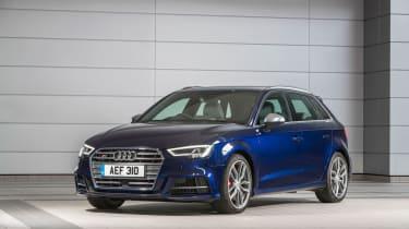 Audi S3 Sportback - Front