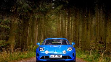 eCoty 2018 - Alpine A110