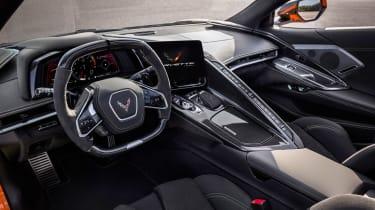 Chevrolet Corvette C8 Z06 – coupe cabin