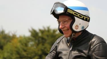 Goodwood Festival of Speed 2014 John Surtees