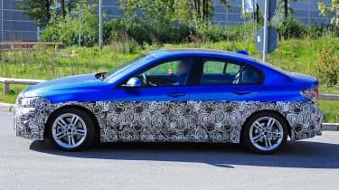 BMW 1-series saloon - profile