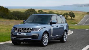 MY18 Range Rover - front quarter