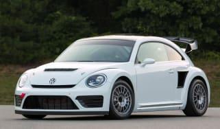 Volkswagen Beetle GRC revealed