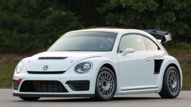Volkswagen Beetle GRC revealed