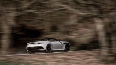 Aston Martin DBS Superleggera Volante - rear