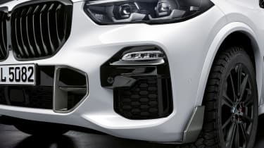 BMW X5 M Performance parts - front