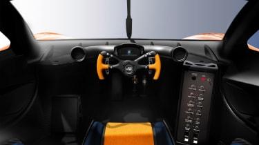 T.50s Niki Lauder - interior