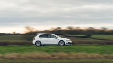 Volkswagen Golf GTD 2021 review - pan 3