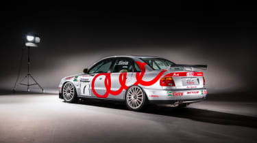 Audi A4 Super Tourer - rear