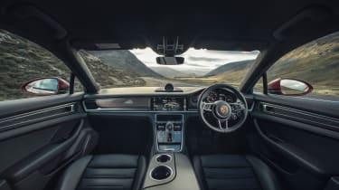 Porsche Panamera Turbo - Interior