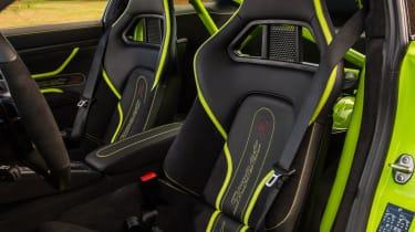 TechArt GTStreet R - Seats