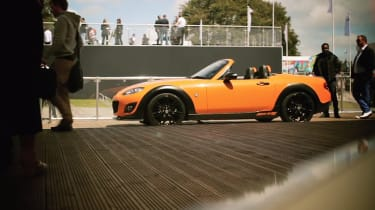 Mazda MX-5 GT at Goodwood video