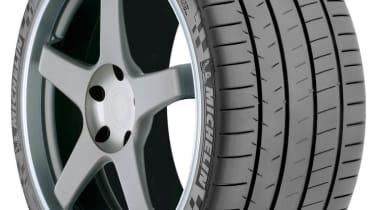 Michelin's new Super Sport tyre