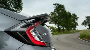 Honda Civic Type R Sport Line – wing