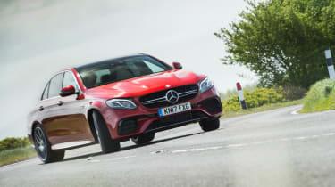 Mercedes-AMG E63 S –sliding