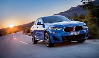BMW X2 – Front