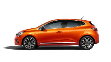Renault Clio exterior - side